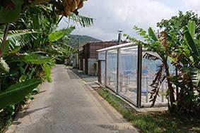 西表島の塩の塩工場
